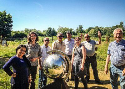 JURIK II -  Workshop in Deutschland mit Partnern aus Tunesien - 1